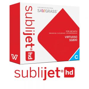 SUBLIJET HD EXTENDED INK CYAN