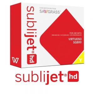 SUBLIJET HD EXTENDED INK YELLOW