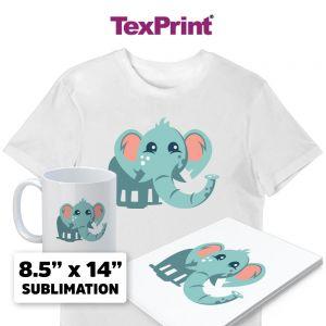 TEXPRINT R PAPER 8.5 X 14