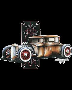 BRENT GILL CAR