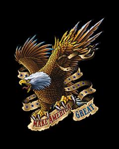 MAKE AMERICA GREAT EAGLE