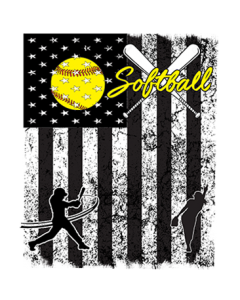 SOFTBALL FLAG