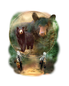 SPIRIT OF THE BLACK BEAR