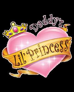 DADDY'S LIL' PRINCESS