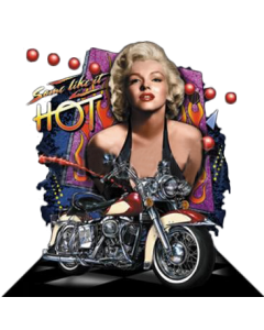 SOME LIKE IT HOT - MARILYN