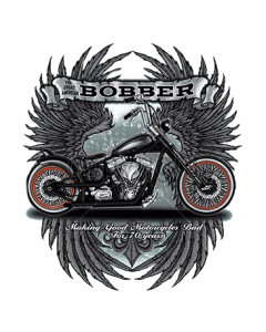 BOBBER MOTORCYCLE