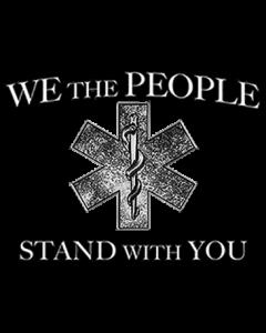 WE THE PEOPLE EMT LOGO
