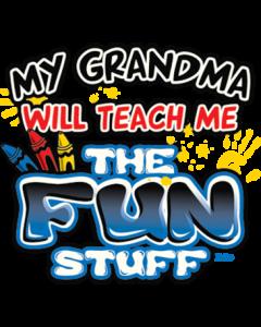 GRANDMA TEACH FUN STUFF