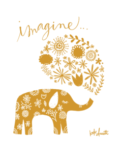 +IMAGINE ELEPHANT