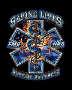 EMS SAVING LIVES