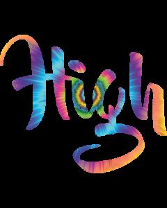 HIGH (NEON BLEND)