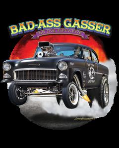 BAD-ASS GASSER