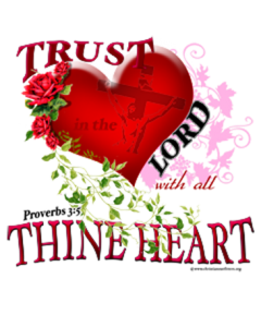 TRUST THINE HEART