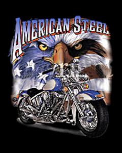 AMERICAN STEEL-MOTORCYCLE