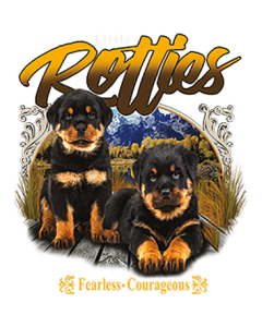 LITTLE ROTTIES