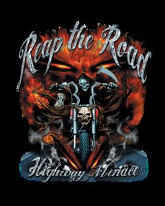 REAP THE ROAD - GRIM REAPER
