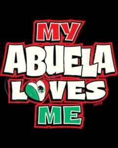ABUELA LOVES ME