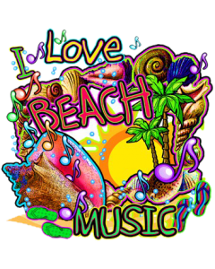 LOVE BEACH MUSIC, NEON
