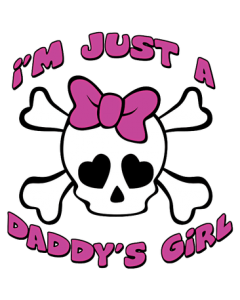 I'M JUST A DADDY'S GIRL