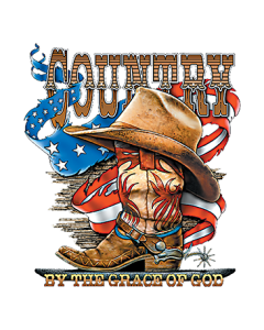 COUNTRY BY THE GRACE OF GOD