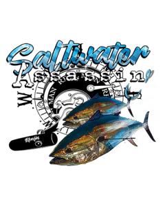 SALTWATER ASSASSIN - BLUEFIN