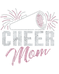 CHEER MOM SEQUINS