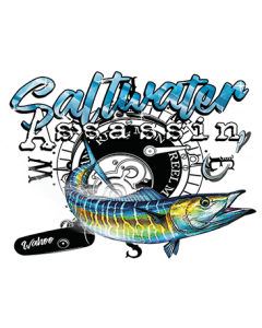 SALTWATER ASSASSIN - WAHOO