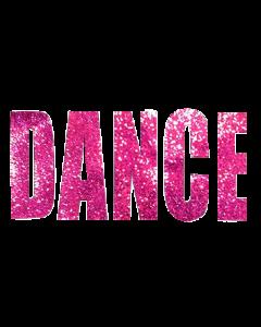 DANCE PINK MESH FOIL
