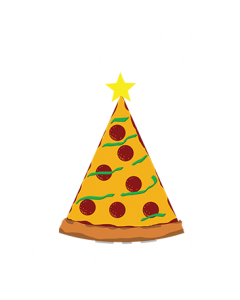 PIZZA ON EARTH CHRISTMAS TREE