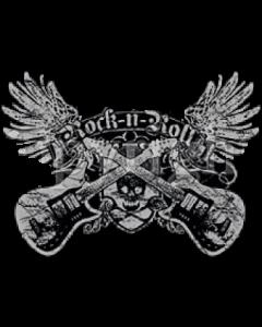 ROCK N ROLL~SKULL GUITARS   27