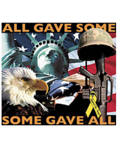 ALL GAVE SOME GAVE ALL