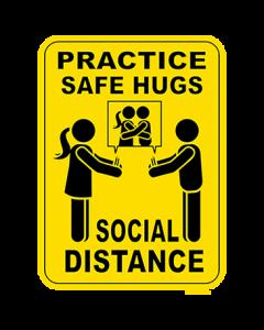 SAFE HUGS - SOCIAL DISTANCE