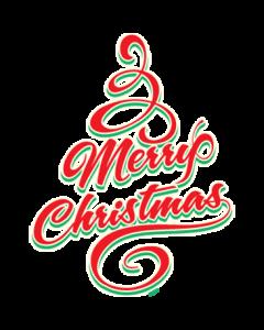 +MERRY CHRISTMAS TREE