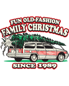OLD-FASHION FAMILY CHRISTMAS