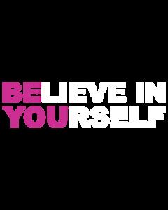 BELIEVE IN YOURSELF NEON