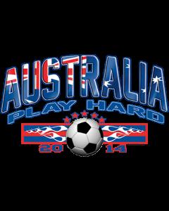 AUSTRALIA SOCCER - PLAY HARD