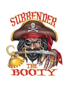 SURRENDER YOUR BOOTY    27
