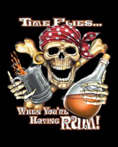TIME FLIES RUM     27