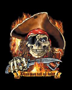 DEAD MEN DON'T TELL TALES    27