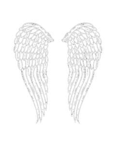 WINGS RHINESTONE  49 (RIGHT AND LEFT)