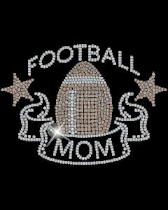 FOOTBALL MOM SEQUINS