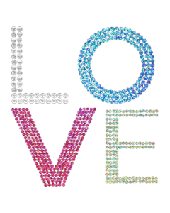 STACKED LOVE SEQUIN