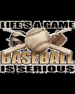 LIFE'S A GAME/BASEBALL