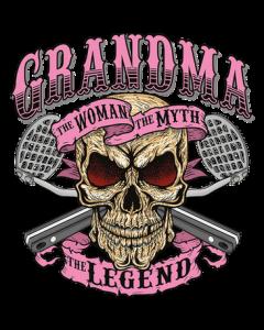 GRANDMA THE MYTH THE LEGEND