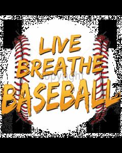 LIVE BREATHE BASEBALL