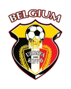 BELGIUM SOCCER SHIELD