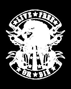 LIVE FREE EAGLE