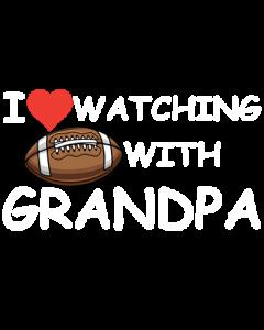 I LOVE WATCHING FOOTBALL W/GPA