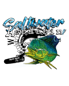 SALTWATER ASSASSIN - MAHI MAHI