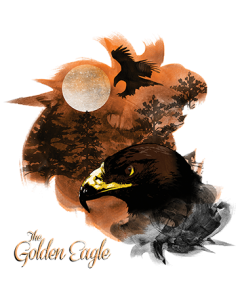 BIRDS OF PREY GOLDEN EAGLE